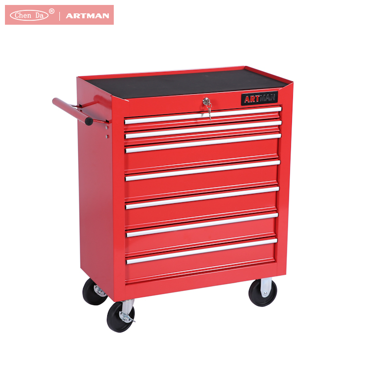 CD-2207 Tool Cabinet / Tool Trolley with 7 Drawers For online selling